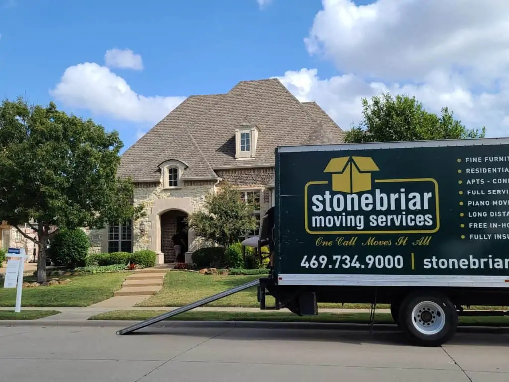 Stonebriar Moving - Piano Movers