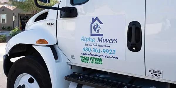 Alpha Movers - San Tan Valley, AZ