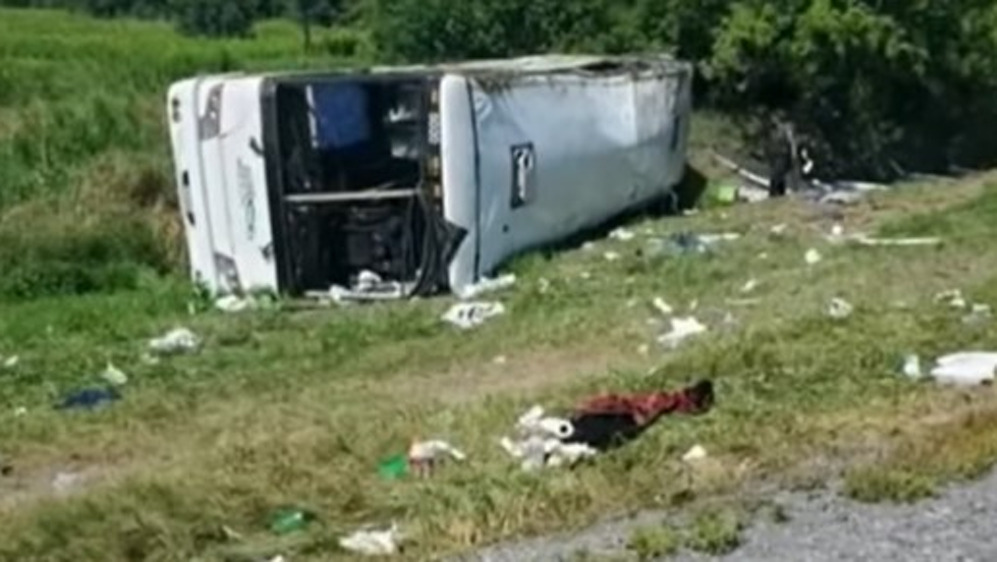 NY Bus Crash News Update: Thruway Tour Bus Crash Investigators Describe Chaotic Scene – News Report by NYC Bus Accident News Source – New York Injury News