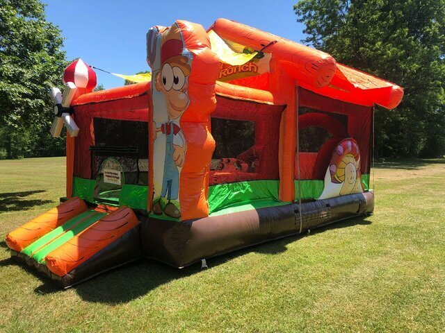 Party Go Round - Bounce House Rentals in Cincinnati