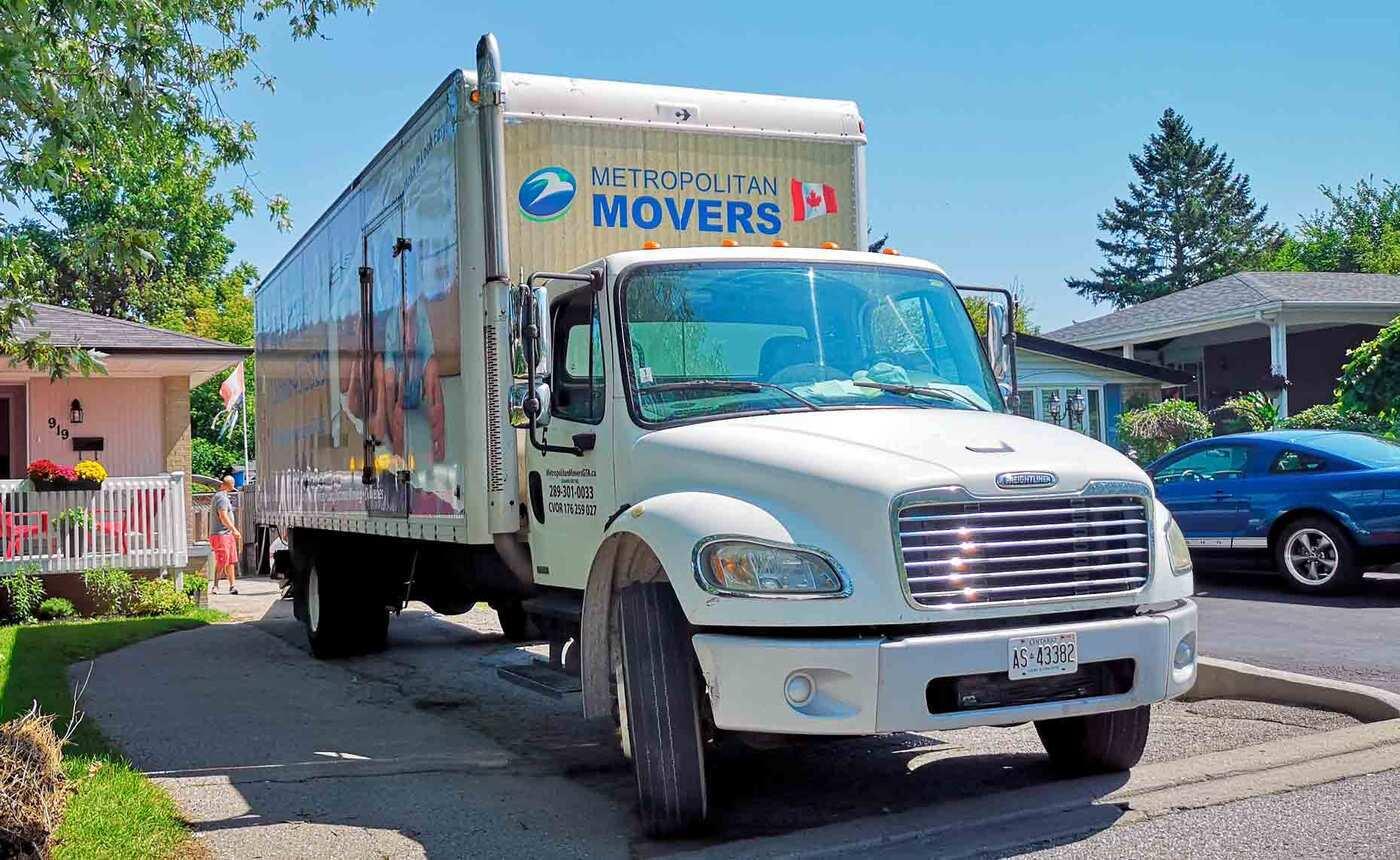 Metropolitan Movers Durham - Oshawa Moving Company