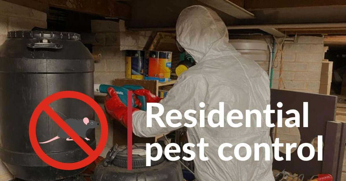 True Pest Control Residential Pest Control