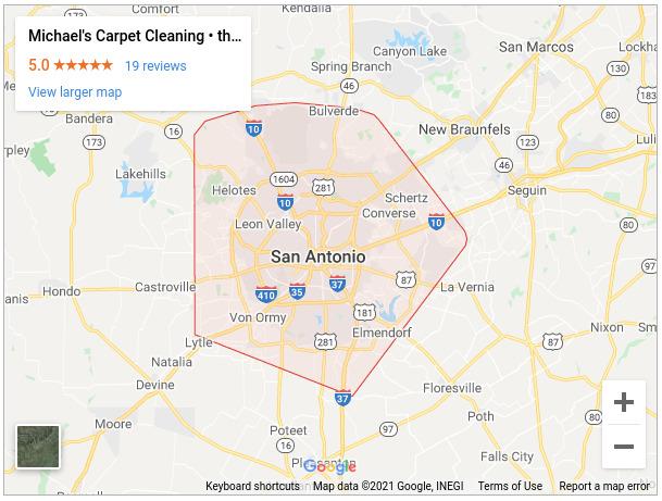 Michael's Carpet Cleaning San Antonio TX