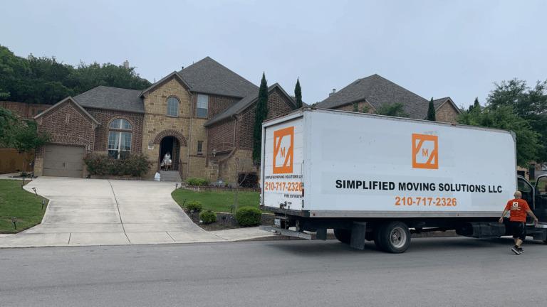 Simplfied Moving Solutions San Antonio