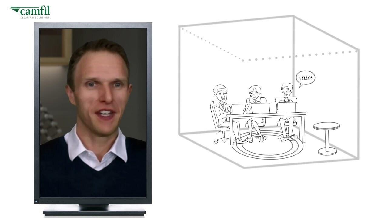 Watch Camfil's new educational video here.