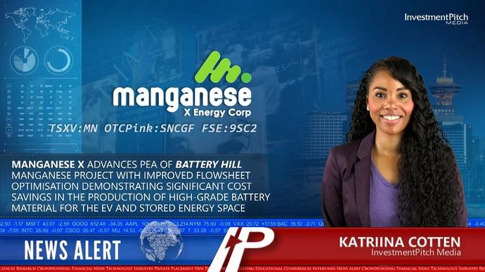 Manganese X Energy Corp