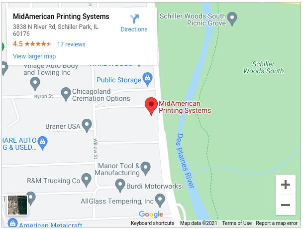 MidAmerican Printing Systems