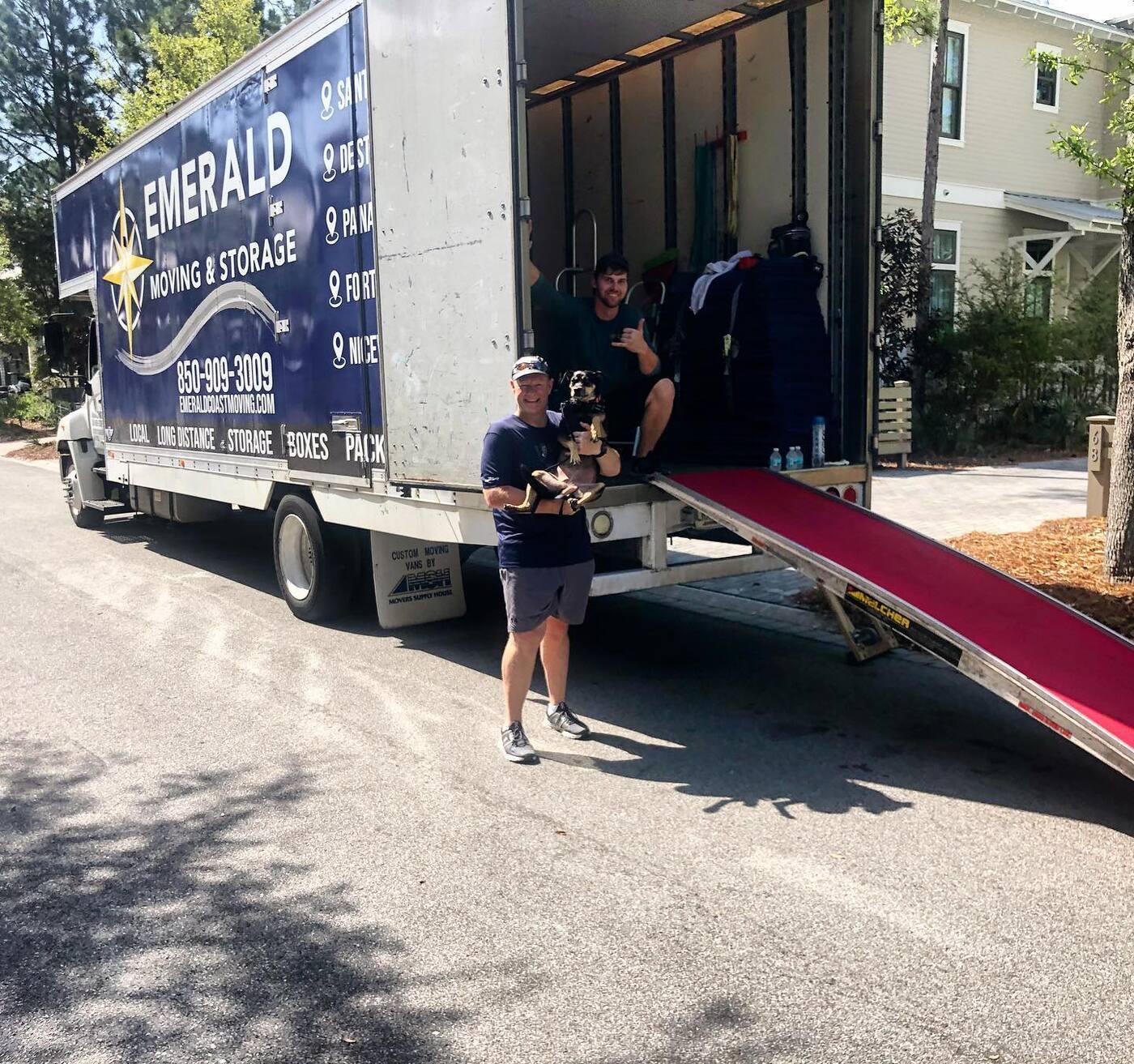 Emerald Coast Moving & Storage
