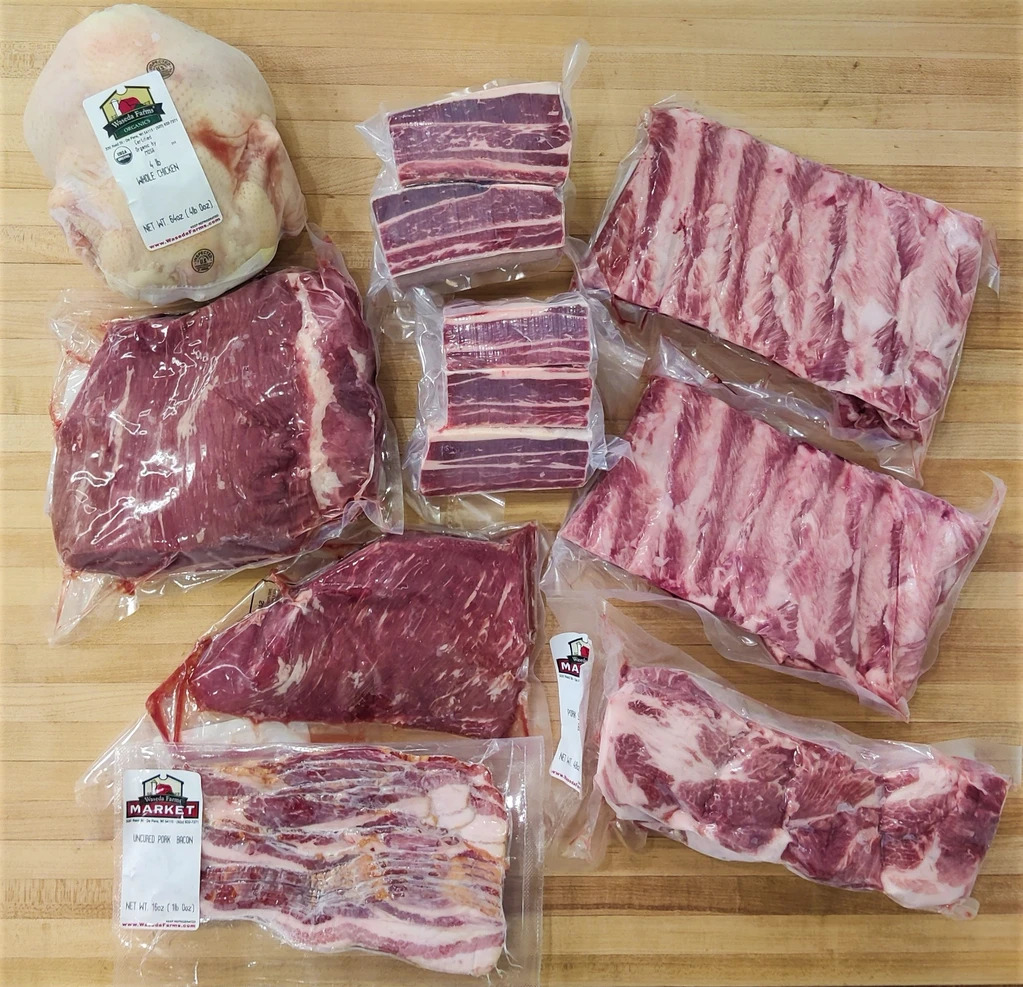 Waseda Farms - Organic Subscription Meat Boxes