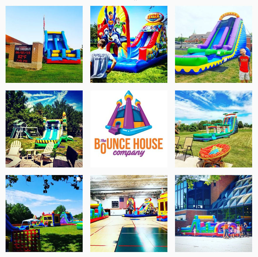 The Bounce House Company - Party Rentals in St. Louis