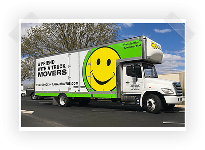 A Friend with a Truck Movers in Kansas City Expand Services