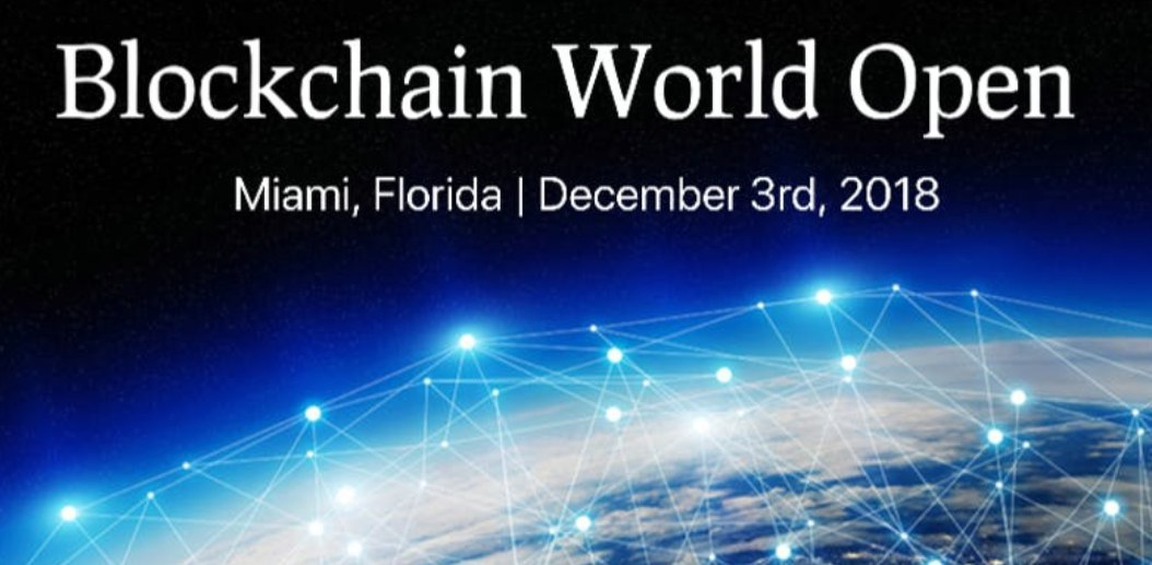 Blockchain World Open Unveils UNconference Miami