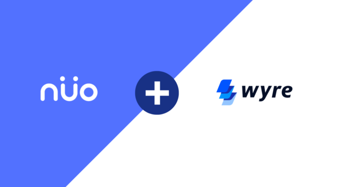 Leading DeFi marketplace Nuo discusses partnering with Wyre Integration
