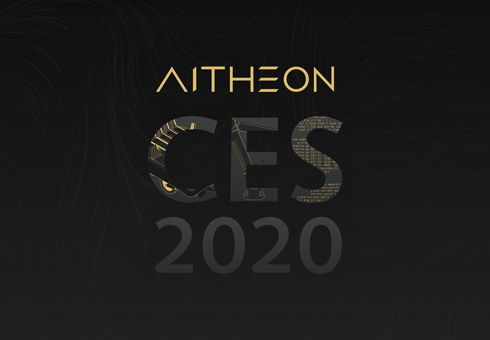 Aitheon Hits the US as a Global Innovator at the CES Unveiled NYC