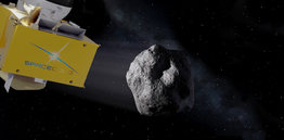 US-Based Space Mining Startup Becomes First Company to Introduce Industry Into Blockchain