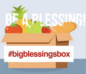 Big Blessings Box by Gibson Sylvestre