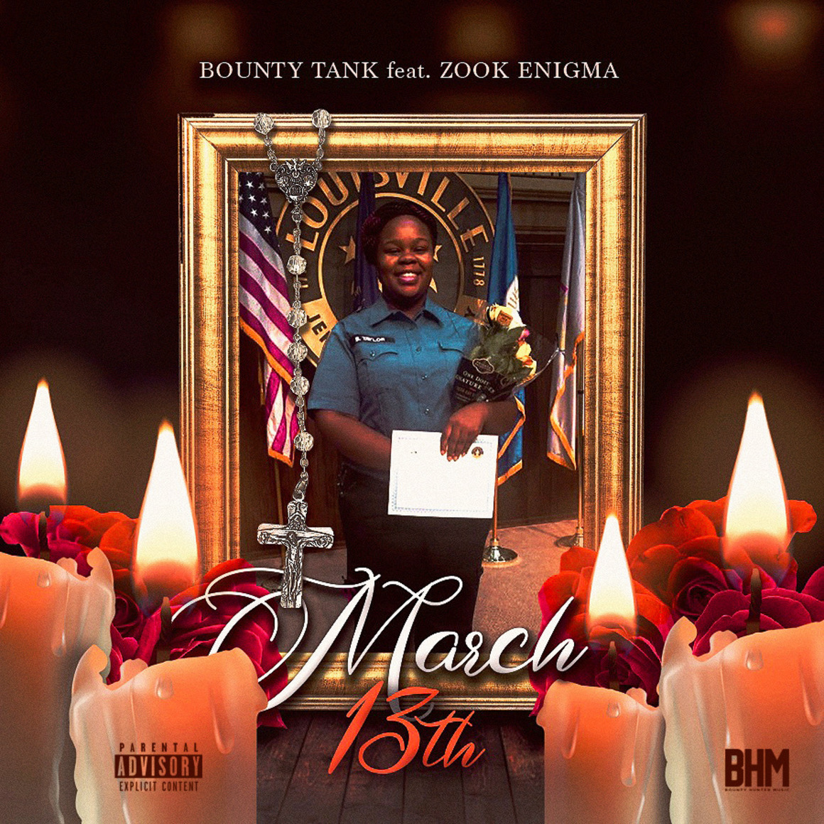 "Bounty Tank Pays Respect To Breonna Taylor In New Single ""March 13"""