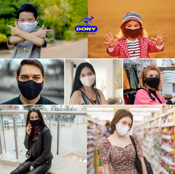 Direct Import Face Mask to US, Japan, Germany, Indonesia, Mexico, Canada (FDA-CE) by Dony Garment