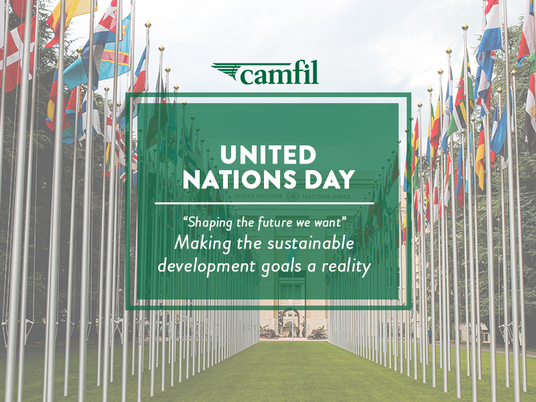 CAMFIL UPDATE - Join Camfil in Celebrating the 75th Annual United Nations Day