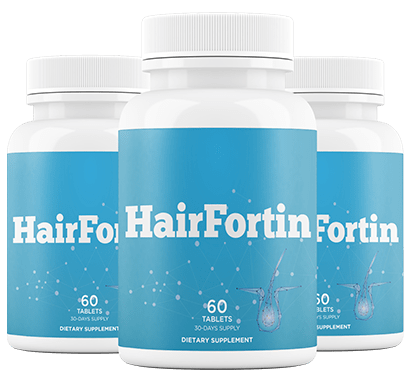 Natural Hair Growth Capsules Hairfortin Reviews