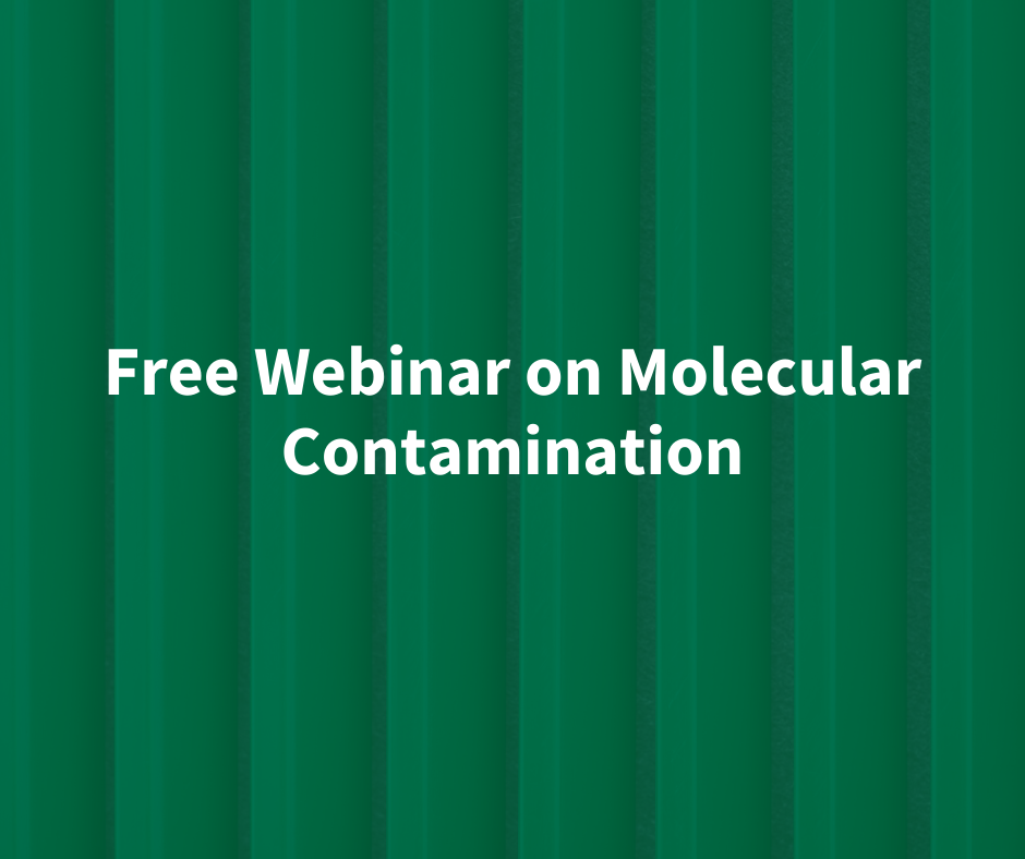 Join Air Filtration Experts for A Free Webinar on Molecular Contamination by Camfil USA