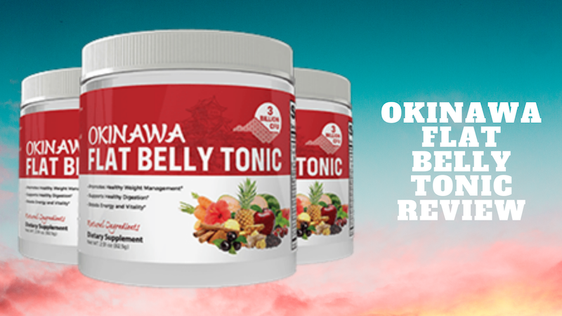 Okinawa Flat Belly Tonic Reviews - Legit Powder Drink Supplement or Side Effects Complaints? Report by FitLivings