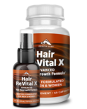 Hair Revital X Reviews – Ryan Shelton's Hair Growth Formula is Worth to Buy? Reviews by Nuvectramedical