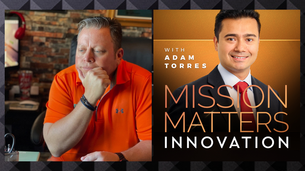 Mark Ceely is interviewed on the Mission Matters Business Podcast with Adam Torres