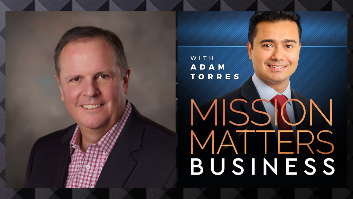 Tom Boucher is interviewed on Mission Matters Business Podcast with Adam Torres
