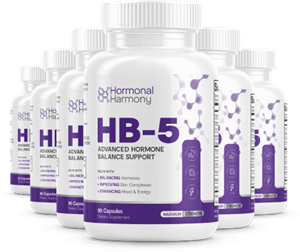 Hormonal Harmony HB-5 Supplement Reviews - Effective Ingredients? Any Side Effects? Updated by Nuvectramedical