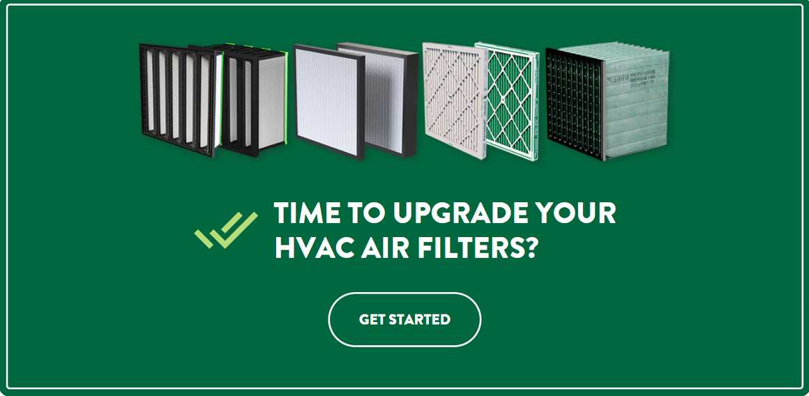 Camfil Launches Air Filter Upgrade Selection Tool to Find the Air Filtration Solution that Fits Your Needs