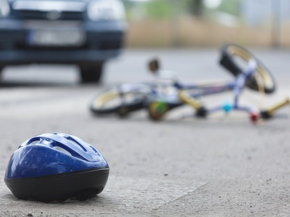 Bicycle Accident Injuries in New York City