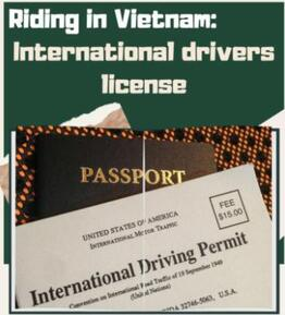 How to get (Convert/Renew) a Vietnam Driving License for expats: Car, Motorbike, Class A-B-C