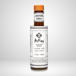 Arkay launches the world's first alcohol-free aromatic bitters, 100% zero proof.