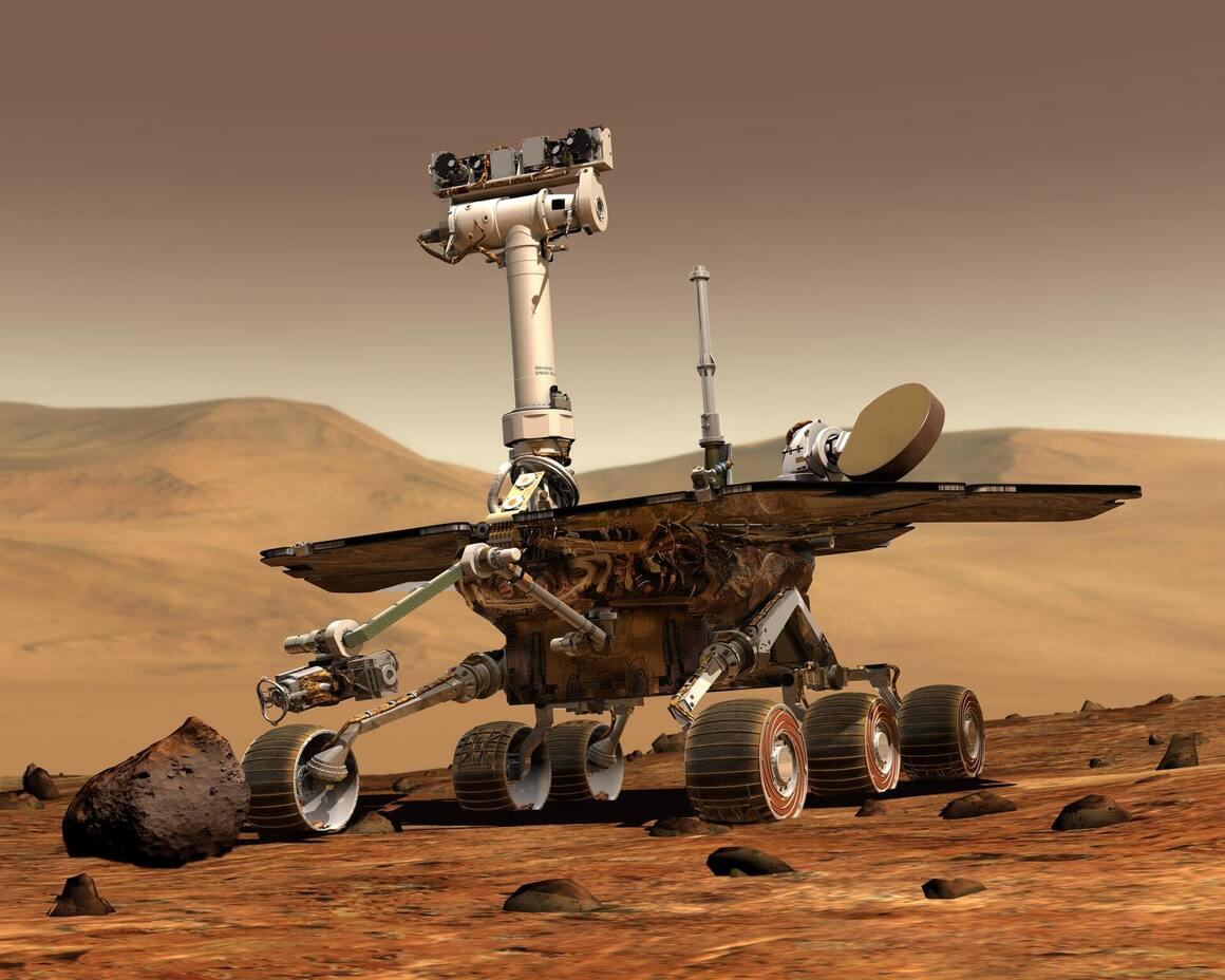 April 19th, 2021, NASA's Special Day – Ingenuity, First Helicopter Fly on Mars Successfully